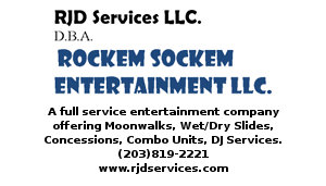 RJD Services Business Card