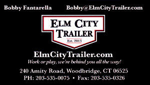 Elm City Trailer Business Card
