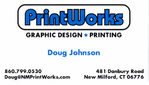 PrintWorks Business Card