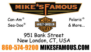 Mike's Famous Harley-Davidson Business Card