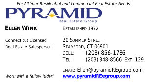 Pyramid Real Estate Business Card
